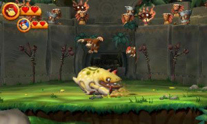 Donkey Kong Country Returns se dévoile un peu plus