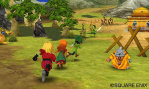 J-1 pour Dragon Quest VII