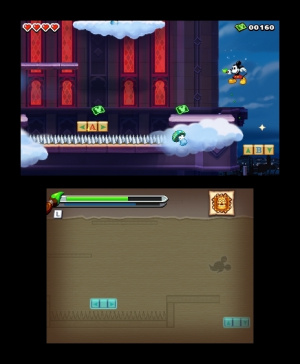 GC 2012: Images de Epic Mickey - Power of Illusion