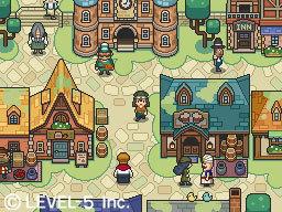 Fantasy Life annoncé sur DS