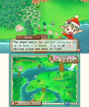 Images de Harvest Moon : A New Beginning