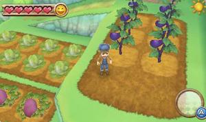 Harvest Moon : Hajimari no Daichi se laisse découvrir
