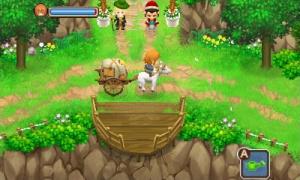 E3 2011 : Les premières images d'Harvest Moon 3DS