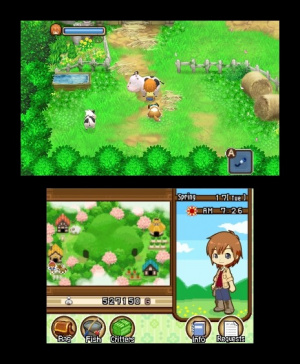E3 2011 : Images de Harvest Moon : The Tale of Two Towns