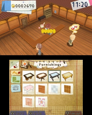 E3 2013 : Images de Hometown Story