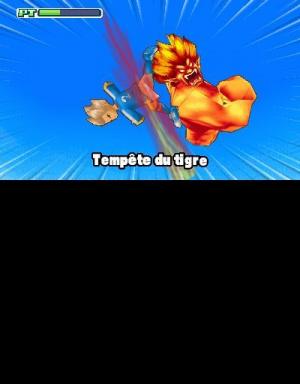 Inazuma Eleven 3 Feu Explosif