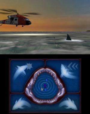 JAWS Ultimate Predator sort de l'eau