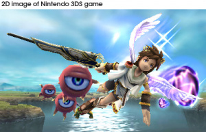 Images de Kid Icarus Uprising sur 3DS