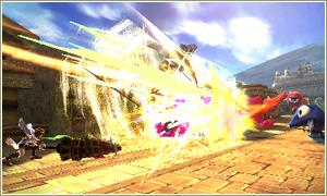 Images de Kid Icarus Uprising