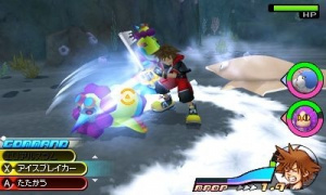 Kingdom Hearts 3D : Dream Drop Distance annoncé en Europe pour...