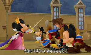 Kingdom Hearts 3D : Dream Drop Distance