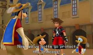 E3 2012 : Images de Kingdom Hearts 3D