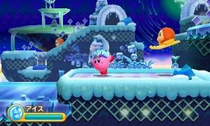 Kirby revient sur 3DS