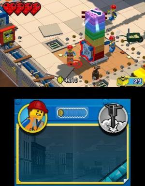 LEGO La Grande Aventure - Le Jeu Vidéo