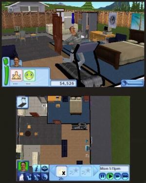E3 2010 : Les Sims 3 aussi sur 3DS