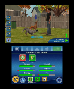 Les Sims 3 : Animaux & Cie