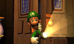 Luigi's Mansion reporté sur 3DS