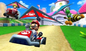 Mario Kart 7en 60 images par seconde