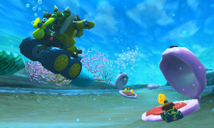 E3 2011 : Mario Kart 3DS en fin d'année