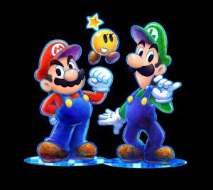 Concours : Mario & luigi Dream Team Bros.