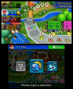 Images de Mario Party Island Tour