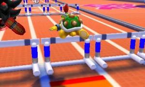 Images Mario & Sonic aux Jeux Olympiques de Londres 2012