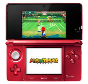 TGS 2011: Mario Tennis annoncé sur 3DS
