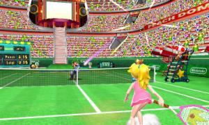 Images de Mario Tennis sur 3DS