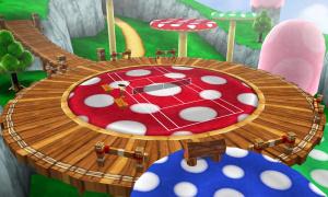 Mario Tennis Open montre ses courts