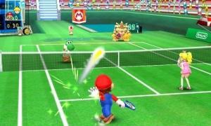 Un tournoi Mario Tennis Open ce jeudi à Paris