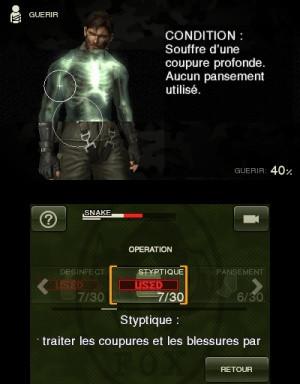 Metal Gear Solid : Snake Eater 3D