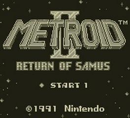 Metroid II : Return of Samus, ce jeudi sur 3DS
