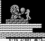 Metroid II : Return of Samus