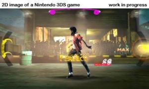 E3 2011 : Images de Michael Jackson : The Experience sur 3DS