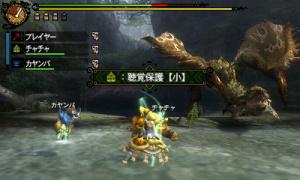 Images de Monster Hunter 3G