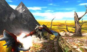 Images de Monster Hunter 4