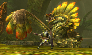 Une 3DS aux couleurs de Monster Hunter 4