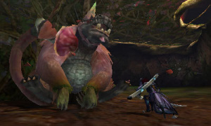 Images de Monster Hunter 4