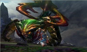 3 millions de Monster Hunter 4