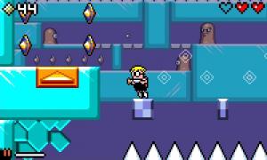 Mutant Mudds: De la plate-forme à l'ancienne sur 3DS