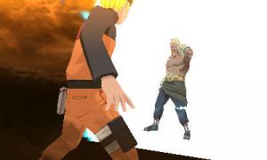 Le premier Naruto sur 3DS en images