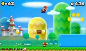 New Super Mario Bros. 2 annoncé sur 3DS !