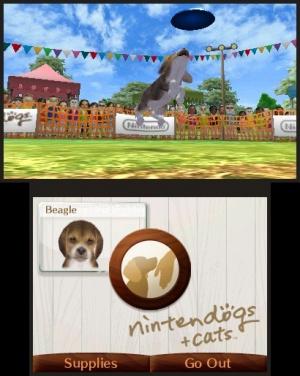 Nintendogs + Cats Golden Retriever & ses Nouveaux Amis