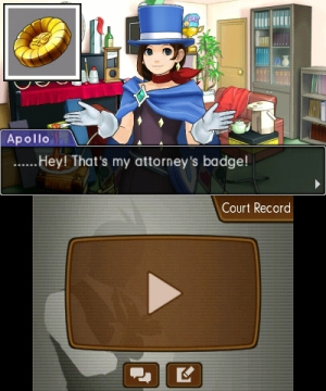 Trucy Wright de retour dans Phoenix Wright 5