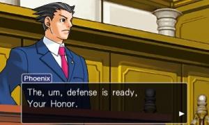 E3 2014 : Images de Phoenix Wright : Ace Attorney Trilogy
