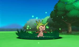 Pokémon X et Y illustrent un peu plus leurs starters