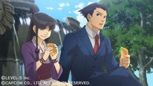 Professeur Layton VS Ace Attorney daté au Japon