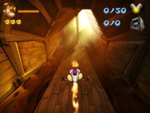 Rayman 3D est un remake de Rayman 2