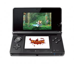 Rayman Origins 3DS daté