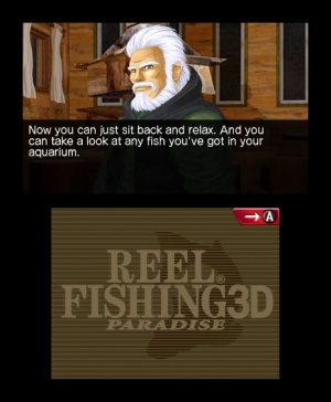 E3 2011 : Images de Reel Fishing Paradise 3D